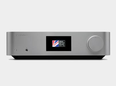 Produtos Cambridge Audio Edge NQ Front