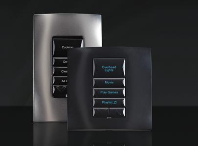 Produtos Control4 Wireless Keypad