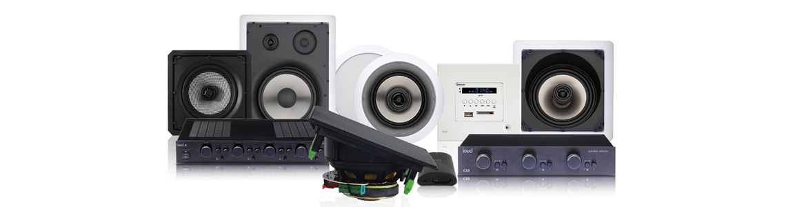 Produtos Loud Áudio