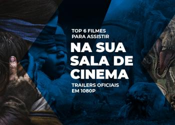 6 filmes de ação para assistir na sua sala de home cinema